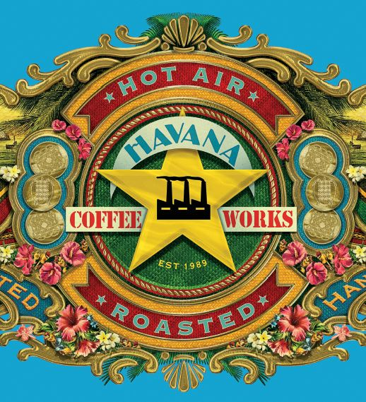 Havana Coffee website